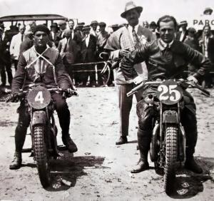 Octav Frone , Marin Moraru Ariel 250 si 500 26.05.1929.jpg