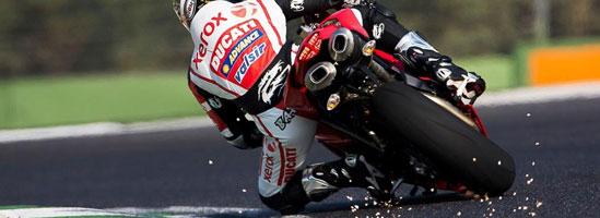 Motociclism prezentat ca la MotoGP. Gresit. Total gresit