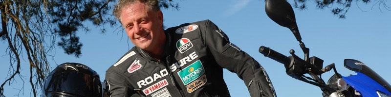 Inspiraţional: viaţa lui Nick Sanders în motociclism