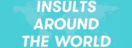 Turul lumii în insulte