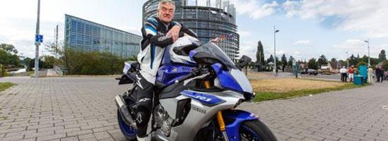 Europarlamentar olandez: Nu voi vizita România cu motocicleta