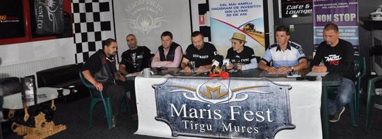 Maris Fest 2016 - peste 500 de motociclişti sunt aşteptaţi