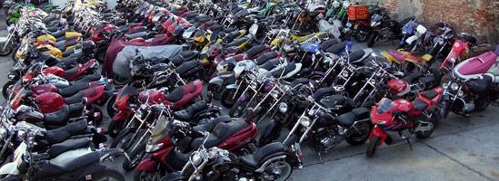 Îţi cunoşti bine motocicleta?