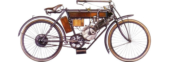 Top motociclete istorice