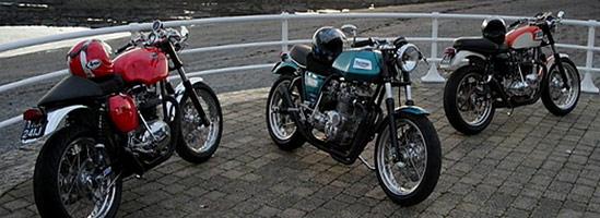 Tehnologii noi, pe motociclete vechi