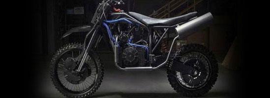 Armata americană îşi face motociclete stealth hibrid