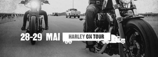 Harley on Tour vine din nou în Bucureşti