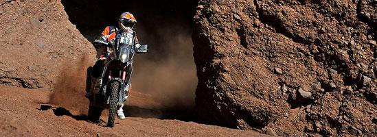 Mani Gyenes a încheiat pe 14 în clasamentul general Dakar 2016