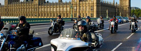 Cum se reflectă în cifre motociclismul şi motocicliştii din Marea Britanie