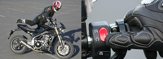 Bazele mersului cu motocicleta
