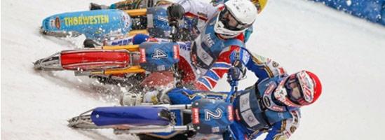 Cupa Mondială la Ice Speedway - Kazahstan