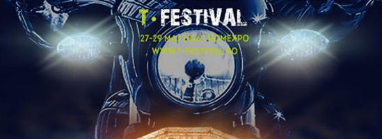 Înscrie-ţi motocicleta în concursul T-Festival