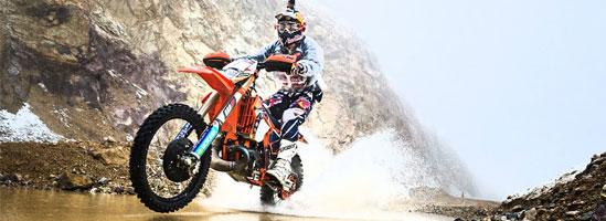 Cum pregătim motocicletele de enduro?