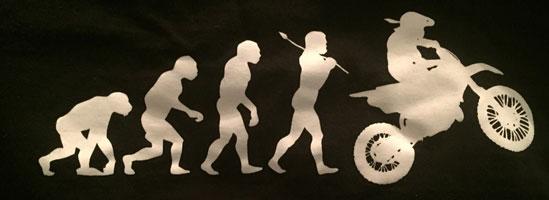Motociclist la orice vârstă