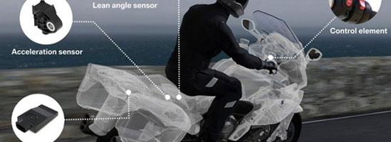 Sistem SOS pe motocicletele BMW din 2017