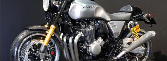 Honda CB Concept Type II – cum ar putea arăta următorul CB1100