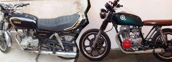 Secretele unui restaurator de motociclete
