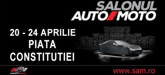 Salonul Auto-Moto: cel mai asteptat eveniment al anului se apropie