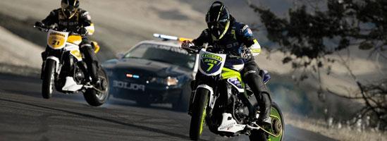 Cum să faci drifturi cu motocicleta?