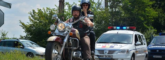 Câştigă o motocicletă la Road Patrol Bikers Festival